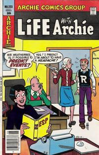 Cover Thumbnail for Life with Archie (Archie, 1958 series) #223