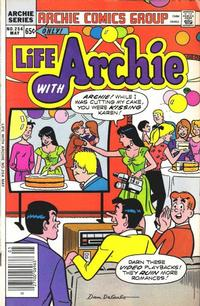 Cover Thumbnail for Life with Archie (Archie, 1958 series) #254