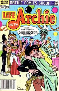 Cover Thumbnail for Life with Archie (Archie, 1958 series) #255