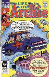 Cover Thumbnail for Life with Archie (Archie, 1958 series) #281