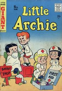 Cover Thumbnail for Little Archie (Archie, 1956 series) #5