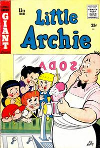 Cover Thumbnail for Little Archie Giant Comics (Archie, 1957 series) #11