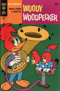 Cover Thumbnail for Walter Lantz Woody Woodpecker (Western, 1962 series) #102