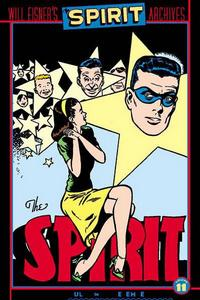 Cover for Will Eisner's The Spirit Archives (2000 series) #11