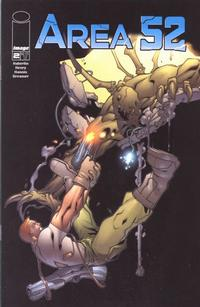 Cover for Area 52 (2001 series) #2