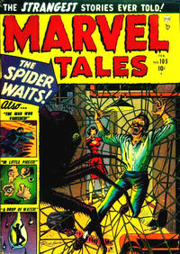 Cover Thumbnail for Marvel Tales (Marvel, 1949 series) #105