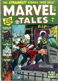 Cover Thumbnail for Marvel Tales (Marvel, 1949 series) #112