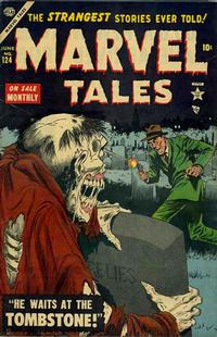 Cover Thumbnail for Marvel Tales (Marvel, 1949 series) #124
