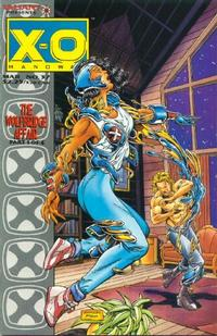 Cover Thumbnail for X-O Manowar (Acclaim / Valiant, 1992 series) #37