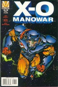 Cover Thumbnail for X-O Manowar (Acclaim / Valiant, 1992 series) #53