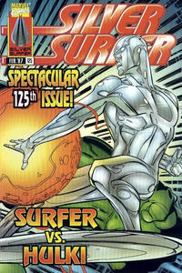 Cover Thumbnail for Silver Surfer (Marvel, 1987 series) #125