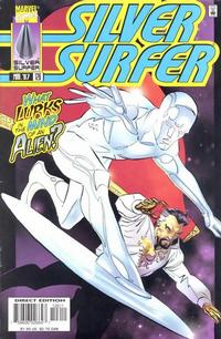 Cover Thumbnail for Silver Surfer (Marvel, 1987 series) #126