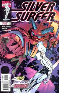 Cover Thumbnail for Silver Surfer (Marvel, 1987 series) #145