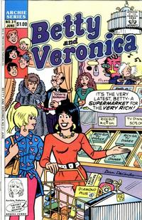 Cover for Betty and Veronica (1987 series) #31