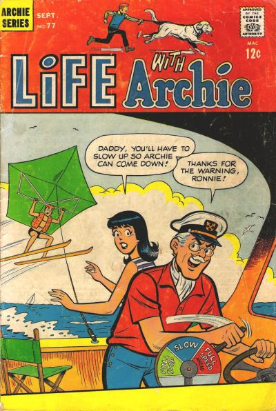 Cover for Life with Archie (Archie, 1958 series) #77