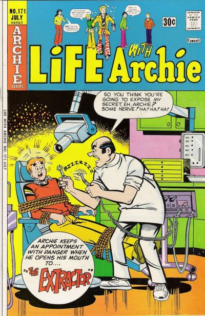 Cover for Life with Archie (Archie, 1958 series) #171
