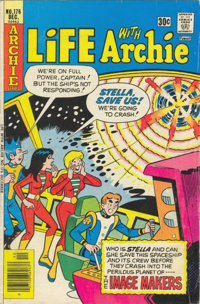 Cover for Life with Archie (Archie, 1958 series) #176