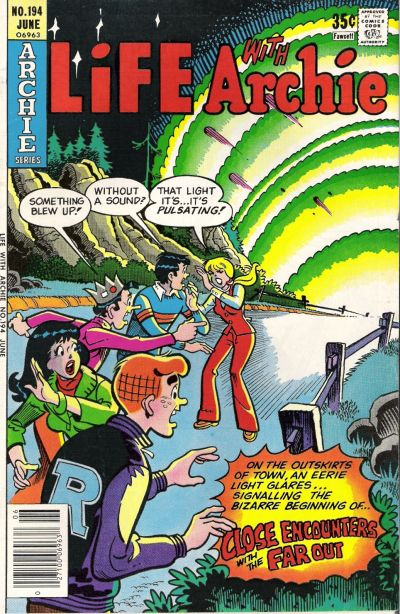 Cover for Life with Archie (Archie, 1958 series) #194