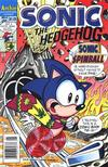 Cover for Sonic the Hedgehog (Archie, 1993 series) #6