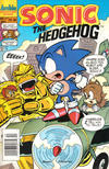 Cover for Sonic the Hedgehog (Archie, 1993 series) #17
