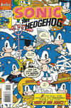 Cover for Sonic the Hedgehog (Archie, 1993 series) #19