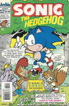 Cover for Sonic the Hedgehog (Archie, 1993 series) #20
