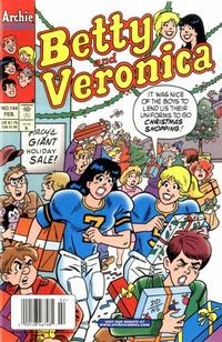 Cover Thumbnail for Betty and Veronica (Archie, 1987 series) #144