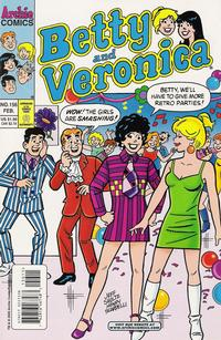 Cover Thumbnail for Betty and Veronica (Archie, 1987 series) #156