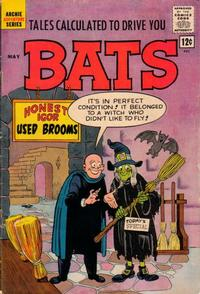 Cover Thumbnail for Tales Calculated to Drive You Bats (Archie, 1961 series) #4