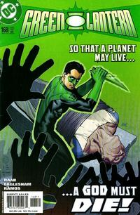 Cover Thumbnail for Green Lantern (DC, 1990 series) #168