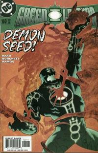Cover Thumbnail for Green Lantern (DC, 1990 series) #169