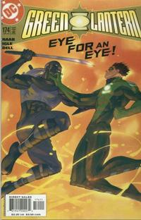 Cover Thumbnail for Green Lantern (DC, 1990 series) #174