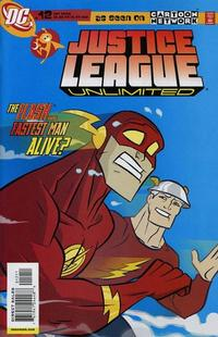 Cover Thumbnail for Justice League Unlimited (DC, 2004 series) #12