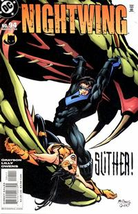 Cover Thumbnail for Nightwing (DC, 1996 series) #94