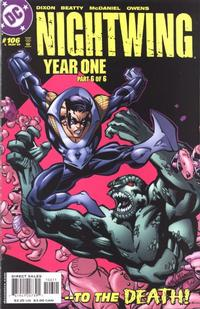 Cover Thumbnail for Nightwing (DC, 1996 series) #106