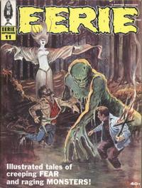 Cover Thumbnail for Eerie (Warren, 1966 series) #11