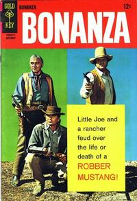 Cover Thumbnail for Bonanza (Western, 1962 series) #26