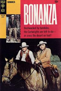 Cover Thumbnail for Bonanza (Western, 1962 series) #33