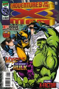 Cover Thumbnail for The Adventures of the X-Men (Marvel, 1996 series) #1