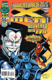Cover Thumbnail for The Adventures of the X-Men (Marvel, 1996 series) #3