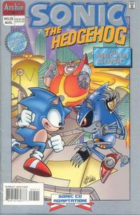 Cover Thumbnail for Sonic the Hedgehog (Archie, 1993 series) #25