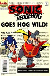 Cover Thumbnail for Sonic the Hedgehog (Archie, 1993 series) #27