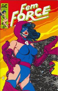 Cover Thumbnail for FemForce (AC, 1985 series) #27