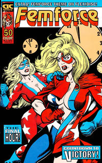 Cover Thumbnail for FemForce (AC, 1985 series) #50