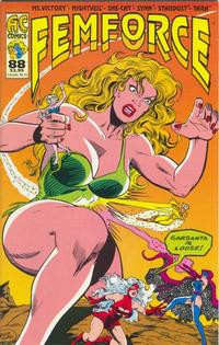 Cover Thumbnail for FemForce (AC, 1985 series) #88