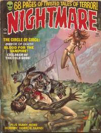 Cover Thumbnail for Nightmare (Skywald, 1970 series) #2