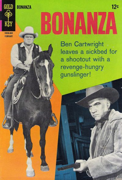 Cover for Bonanza (1962 series) #27