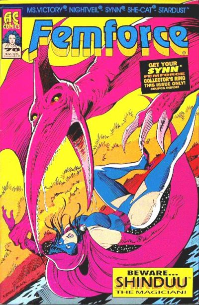 Cover for FemForce (AC, 1985 series) #70