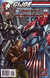 Cover for G.I. Joe vs. The Transformers Comic Book (Devil's Due Publishing, 2004 series) #1