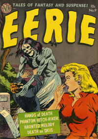Cover Thumbnail for Eerie (Avon, 1951 series) #9